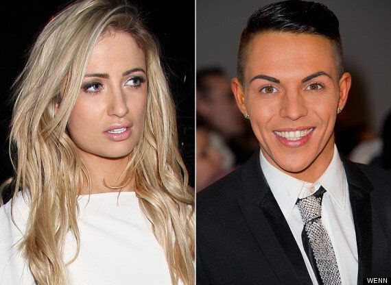 Chantelle Houghton In Twitter Spat With TOWIE's Bobby Norris Over His 'Gayby' Adoption