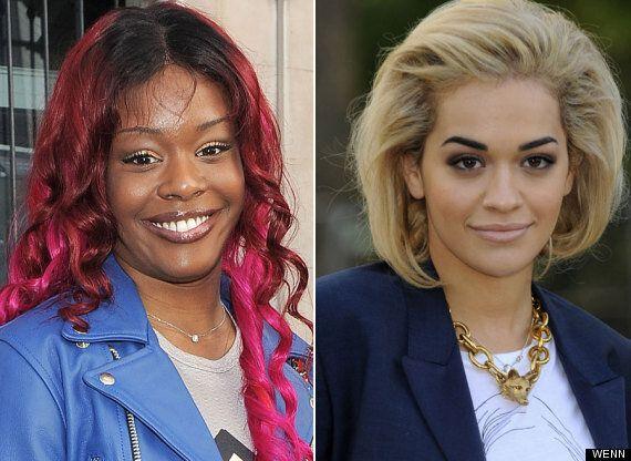Azealia Banks Hits Out At Rita Ora: 'She's A Rihanna
