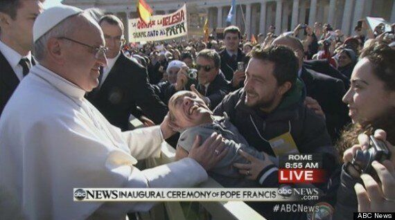 Pope Francis Inauguration 2013: Mass At Held In St Peter's Square, Vatican