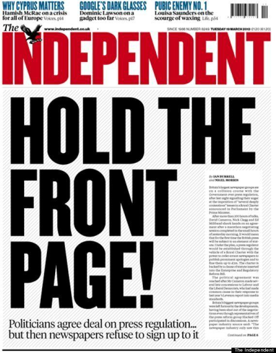 Leveson Report: Will Bloggers Face 'Exemplary' Libel Damages, As Newspapers Consider Opting Out Of