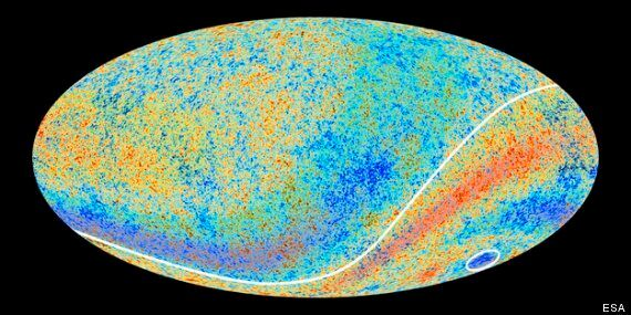 European Space Agency's Planck Satellite Reveals Most Precise Image Ever Made Of The Primordial