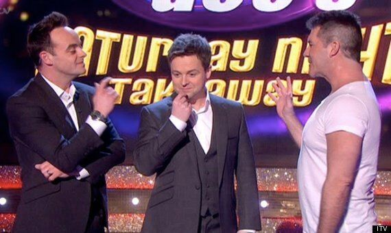 Ant And Dec Takeaway 'The Voice' Ratings In Saturday TV Battle, Simon Cowell Adds To Rally