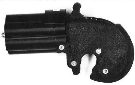 Student Guilty In 'First Ever' Prosecution For Making A 3D-Printed Gun
