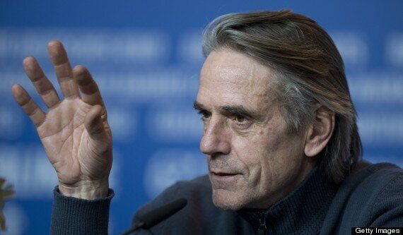 Jeremy Irons: Would Gay Marriage Lead To Fathers Marrying Sons To Avoid Inheritance Tax?