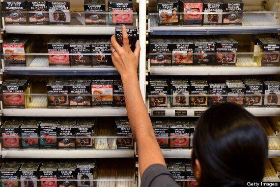 Plain Packaging For Cigarettes: Row As Tobacco Giant Launches Advertising