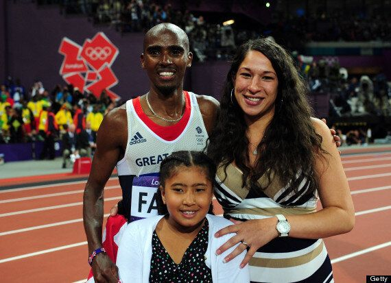 Mo Farah Furious After Wife Is Involved In Hit-And-Run