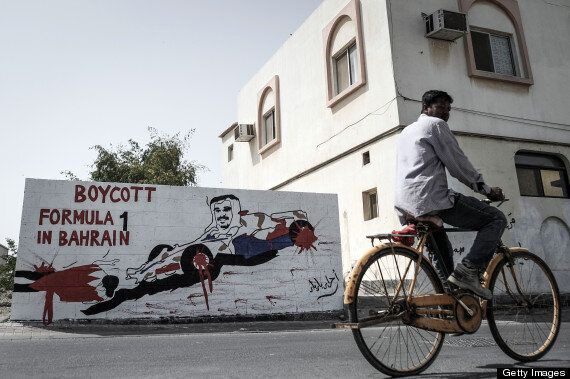 Bahrain Grand Prix: Tensions Rising As Pro-Democracy Activists Clash With Security Forces