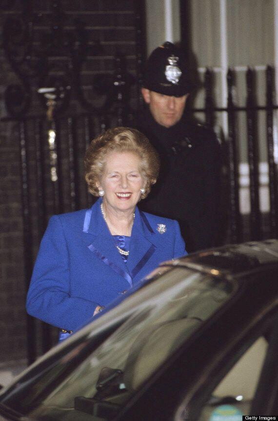 Margaret Thatcher Death 'Twitter Abuse' Policeman Jeremy Scott