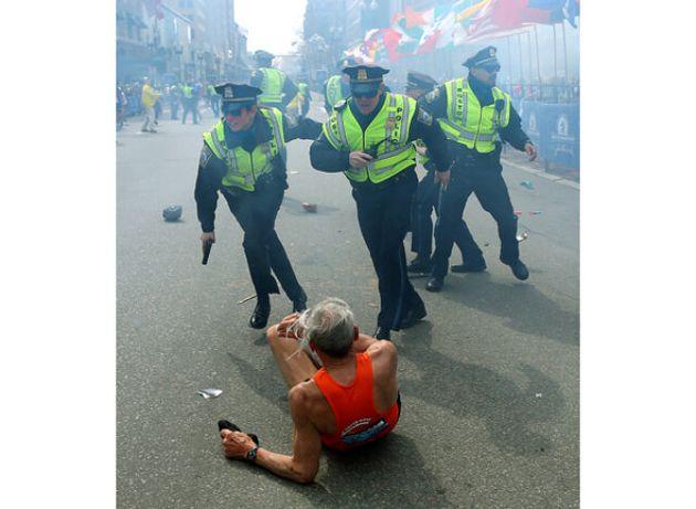 Three Killed As Boston Marathon Hit By Explosions (VIDEO,