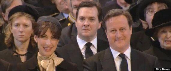 Margaret Thatcher's Funeral: The Funniest Twitter