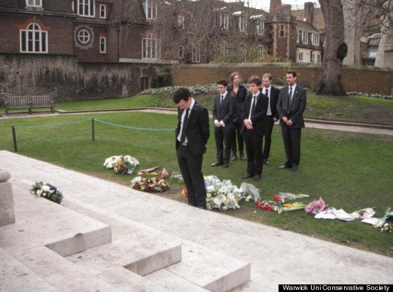 Margaret Thatcher's Funeral: Students' Surprise At Neutral