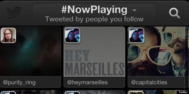 Twitter Launches '#Music' App In Long-Awaited Move Towards Music