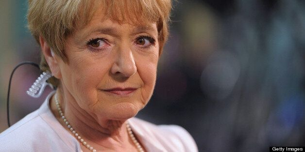 Margaret Hodge, chair of the public accounts