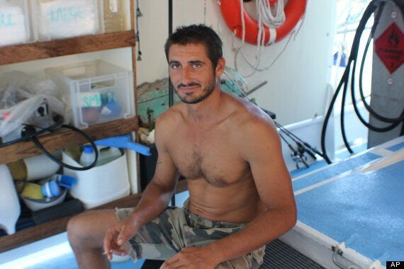 Yoann Galeran, French Fisherman Survives Crocodile Attack After Punching It In The Head
