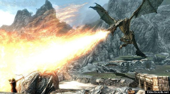 9 Best Dragons In Video Game History For St  George's Day