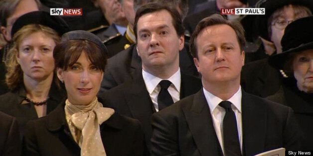 George Osborne: I Welled Up During Thatcher's
