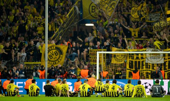 Bayern Munich And Borussia Dortmund Embarrass The Premier