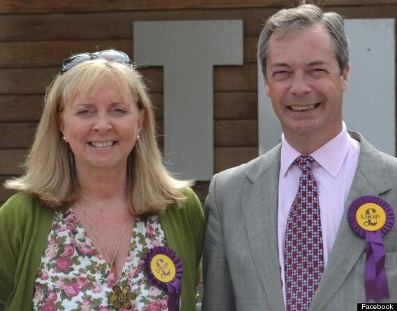 Anna-Marie Crampton, Ukip Candidate, In Storm Over 'Anti-Semitic Comments' Posted