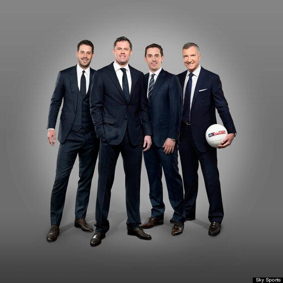 Jamie Carragher, Liverpool Legend, To Join Sky Sports As A