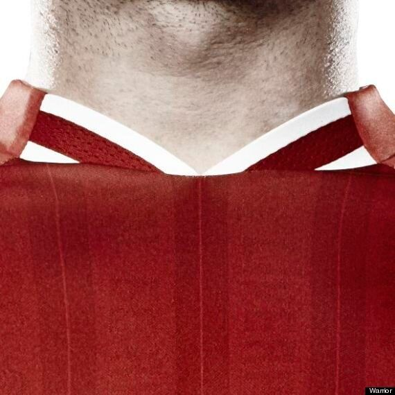 Liverpool's New Home Warrior Kit For 2013-14