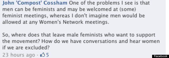 York University Student Union Refuses To Recognise Feminist