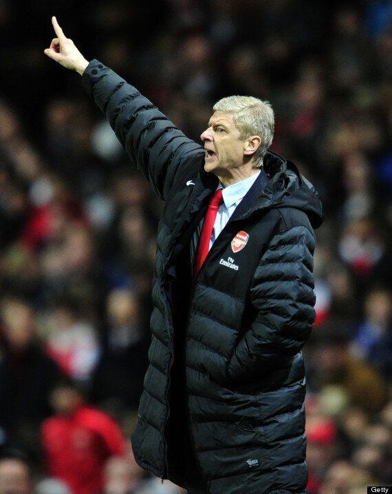 Arsène Wenger Won't Leave Arsenal For PSG