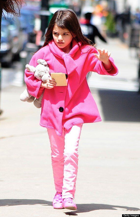 Suri Cruise Fashion Range: Tom Cruise And Katie Holmes' Daughter To Launch Own £1.5m Clothing