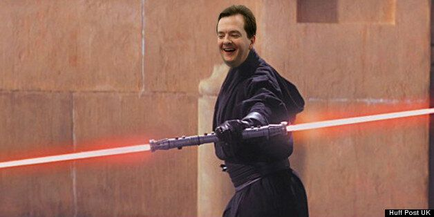 'Good news For Osborne It