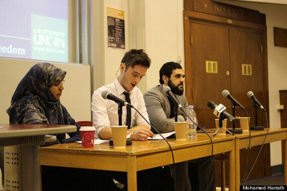Muslim Students' Anger At Student Rights' Extremism On Campus