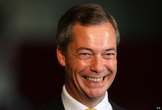 Ukip Support Hits Record High Of 19% In Poll, Up 4% Since