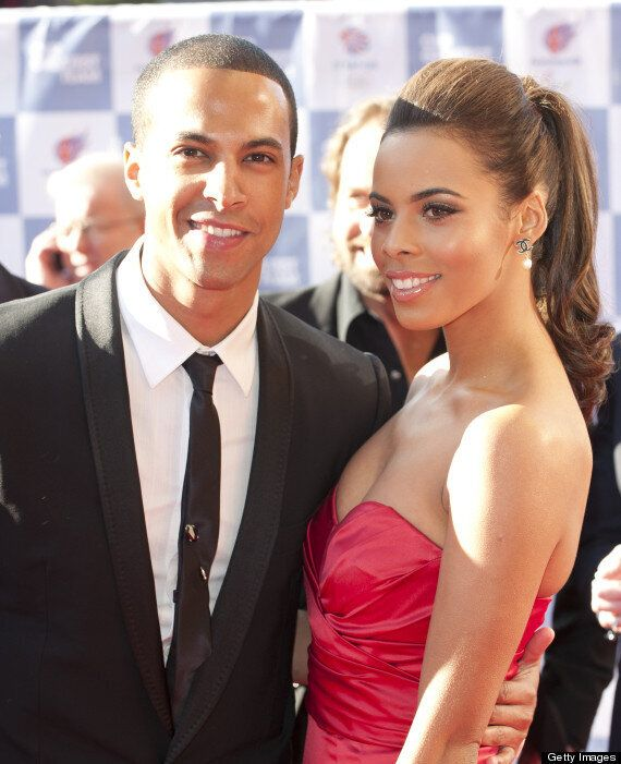 Rochelle And Marvin Humes Welcome Baby