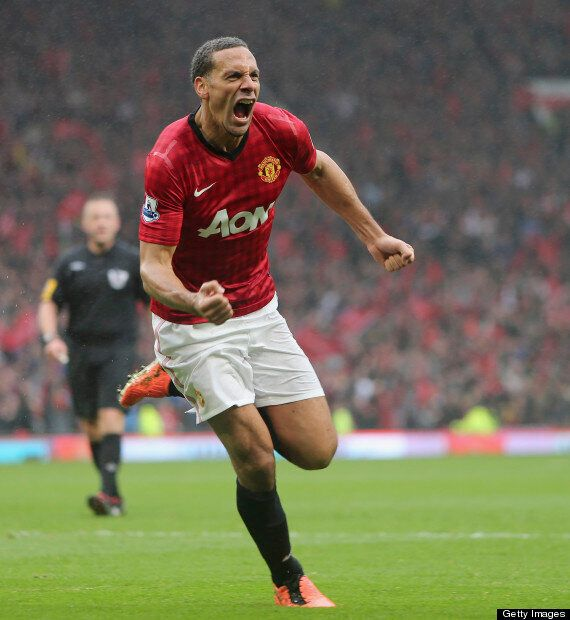 Rio Ferdinand Signs One-Year Manchester United Contract