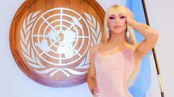 O dia em que Pabllo Vittar cantou na sede da ONU, em Nova