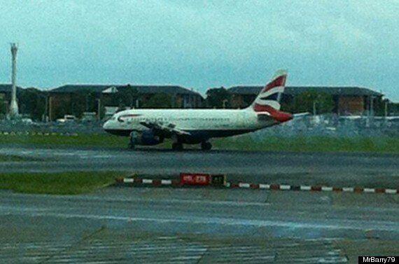 Heathrow Airport Runways Closed After Emergency Landing Of British Airways Plane