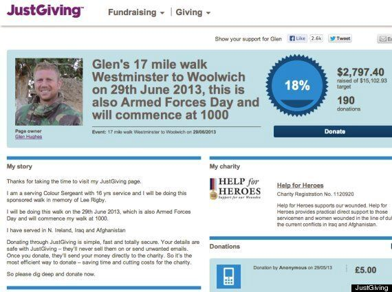EDL Leader Tommy Robinson Recruits 'Army Sergeant' To Do Help For Heroes