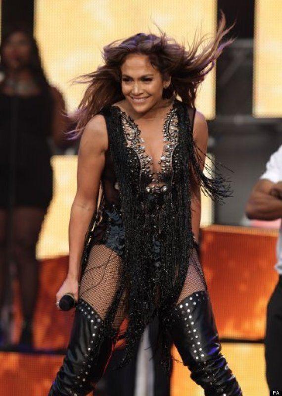 Jennifer Lopez Branded 'A Diva' By John Legend's Fiancee At Sound For Change