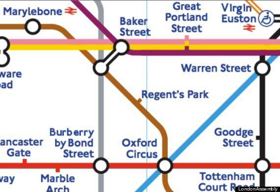 London Underground 'Sponsored Tube Stations' Could Mean 'Burberry By Bond