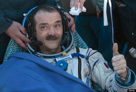 Chris Hadfield Retires From Astronaut Life, Space Fans Shed A