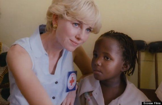 TRAILER: Naomi Watts As Princess Diana In First Look At Forthcoming Biopic - Does She Pull It