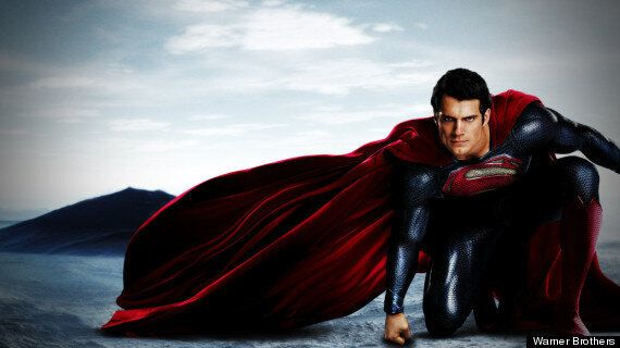 VOTE: Who's Your Favourite Superman? Henry Cavill Lines Up With The Other