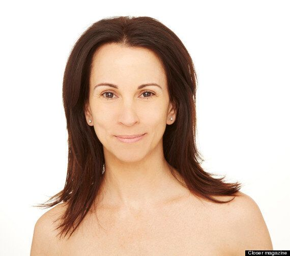 Andrea McLean Goes Make-Up Free For Closer Photoshoot
