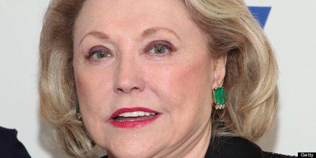Author Barbara Taylor Bradford OBE attends the 2012 American Cancer Society Birthday Bash