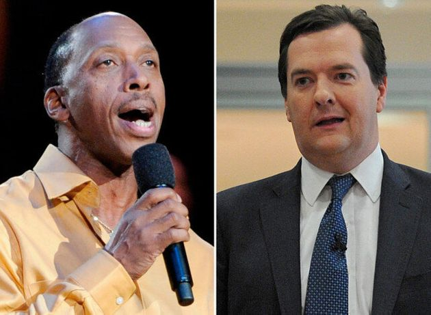 Obama Mixes George Osborne Up With Musician Jeffrey Osborne At
