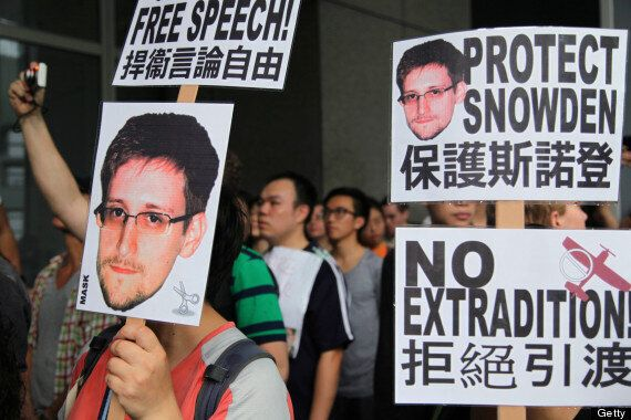 Edward Snowden, NSA Whistleblower, Charged With Espionage By United
