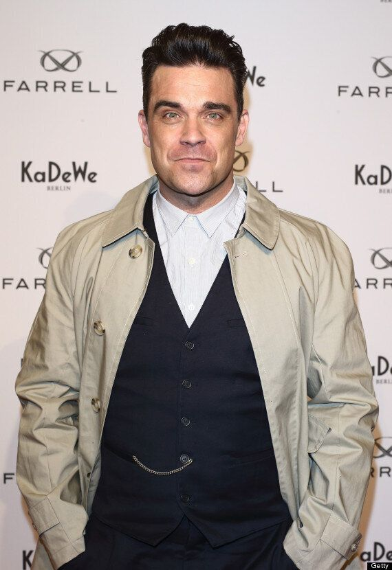 Robbie Williams: 'I'd Take Drugs With My
