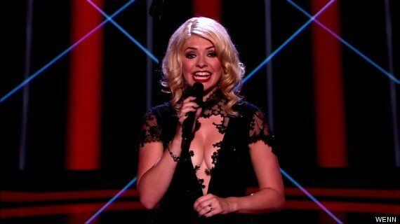 BBC Respond To Complaints About Holly Willoughby's 'The Voice' Final