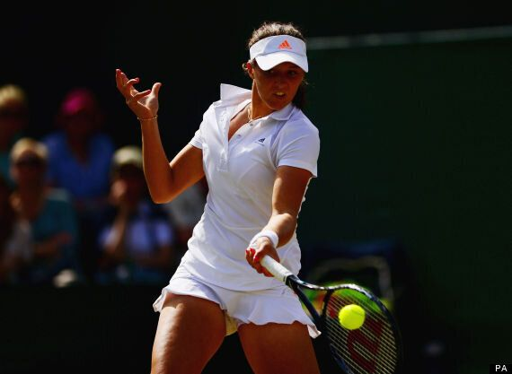 Wimbledon 2013: Laura Robson Secures Victory Over Marina Erakovic In Three Sets