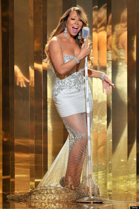 Mariah carey on bet awards how to read odds ratio betting line
