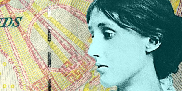 A note of one's own -- Virgina Woolf on a
