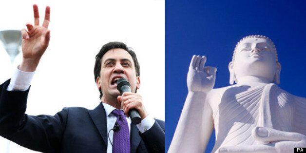 Who Said It: Ed Miliband Or Buddha?